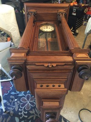 Antique 6 ft Wall Clock for Sale in West Palm Beach, FL