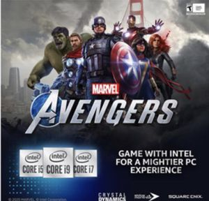 New marvel avengers game for Sale in Perris, CA