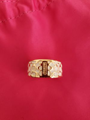 COACH Ring - Size 7 for Sale in Scottsdale, AZ