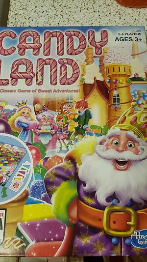 candy land board game for Sale in Woodbridge, VA