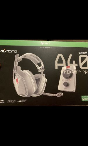 Astro A40 + MixAmp for Sale in Laveen Village, AZ