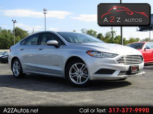 2018 Ford Fusion Hybrid for Sale in Indianapolis, IN