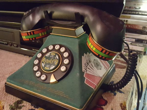 Collectible home phone
