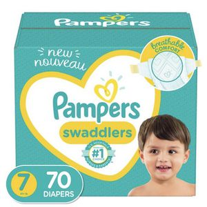Diapers Size 7 for Sale in Boston, MA