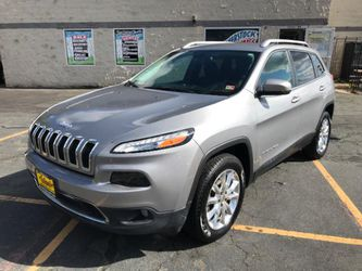 2016 Jeep Cherokee for Sale in Falls Church,  VA
