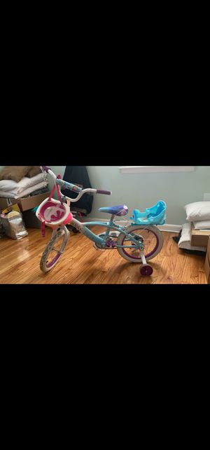 Frozen Girl Bicycle for Sale in Roosevelt, NY