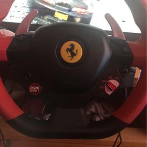 Thrust master Race Wheel for Sale in Roseville, MI