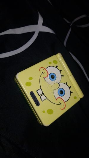 Spongebob Gameboy With Pokemon Game for Sale in Kissimmee, FL