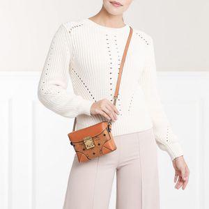 mcm soft berlin visetos belt bag for Sale in Honolulu, HI