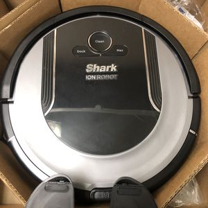 SHARK ION Robot Vacuum R85 WiFi-Connected with Powerful Suction, XL Dust Bin, Self-Cleaning Brushroll and Voice Control with Alexa or Google Assistan for Sale in Lake Charles, LA
