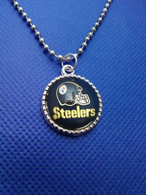 Pittsburgh Steelers Necklace for Sale in Columbus, OH
