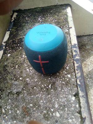 Ue wonderboom Bluetooth speaker for Sale in Tampa, FL