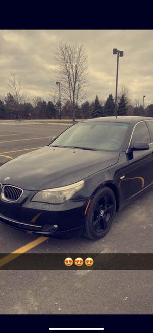 2008 BMW 5 Series for Sale in Dearborn, MI