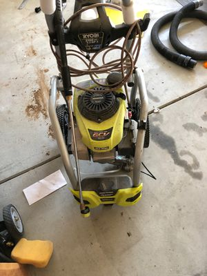 Ryobi pressure washer 3100 psi for Sale in Fresno, CA
