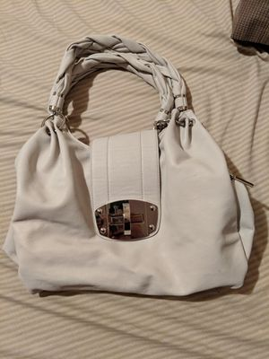 Off white vegan leather hobo bag for Sale in Woodbridge Township, NJ