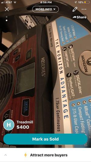 Treadmill for Sale in Traverse City, MI