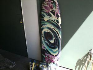 Collin's wright wakeboard for Sale in El Cajon, CA