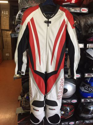 New motorcycle leather suit $380 for Sale in Whittier, CA