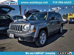 2014 Jeep Patriot for Sale in Garden Grove, CA