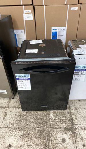 Nice Like New Black KitchenAid Dishwasher. #32 for Sale in Littleton, CO