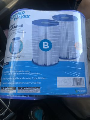 Pool filter B for Sale in Ceres, CA