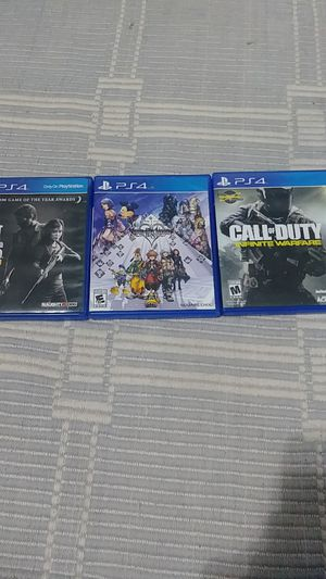 Ps4 games for Sale in Hialeah, FL