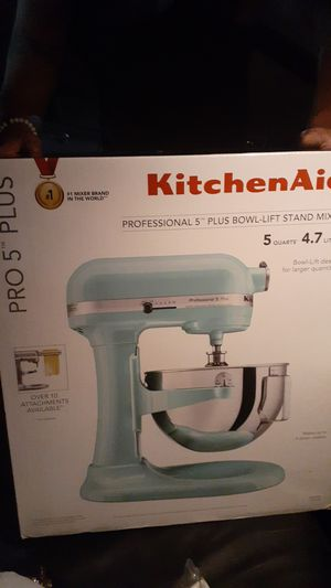 Kitchenaid Professional 5 Plus Bowl-Lift Stand Mixer for Sale in San Diego, CA