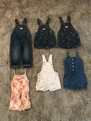 ***LIKE NEW*** 3T TODDLER BABY GIRL BUNDLE - OSHKOSH, BABY GAP AND MORE for Sale in Houston, TX