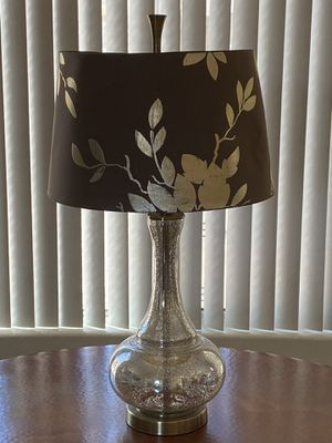 2 matching lamps from Pier One for Sale in Phoenix, AZ