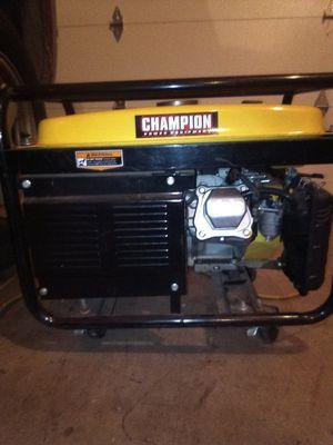 Champion Generator for Sale in Ashtabula, OH