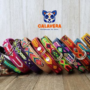 Dog Collars- Made By Mexican Artisans for Sale in Tampa, FL