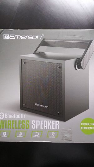 Wireless Bluetooth Speaker for Sale in Cleveland, OH