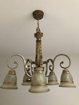 Chandelier Lamp Ceiling Light for Sale in Auburn, WA