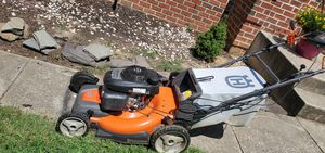Husqvarna 800 AWD lawnmower self propelled works great, withBBC for Sale in Fort Washington, MD