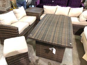 Reidel wicker outdoor furniture set for Sale in Vancouver, WA