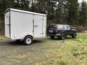 2017 enclosed trailer for Sale in Battle Ground, WA