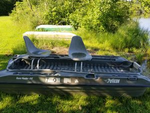 Pelican Bass Raider Fishing Boat for Sale in Pennsville, NJ