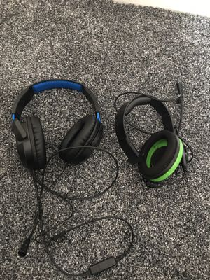 2x turtle beach headset for Sale in Tacoma, WA
