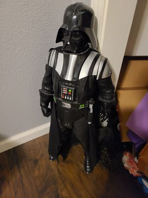Star Wars 31 inch My Size Darth Vader Action Figure for Sale in Riverbank, CA