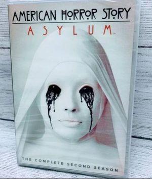 American Horror Story Asylum Complete Season 2 DVD for Sale in Fresno, CA