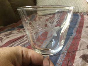Javiet Crystal Glasses for Sale in Golden, CO