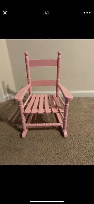 Rocking Chair for kids for Sale in Roswell, GA
