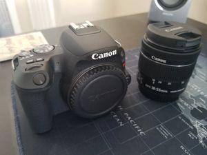 Canon EOS Rebel SL2 for Sale in Naples, FL