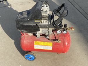 10 gallon air compressor great working condition for Sale in Ontario, CA