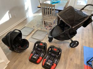 Britax Infant Car Seat Travel System for Sale in Charleston, SC