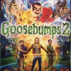 Goosebumps 2 Blu Ray, DVD, & Digital Copy for Sale in La Puente, CA