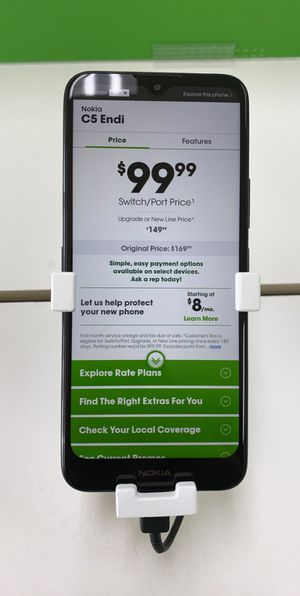 Nokia C5 Endi Port In Special for Sale in Amarillo, TX