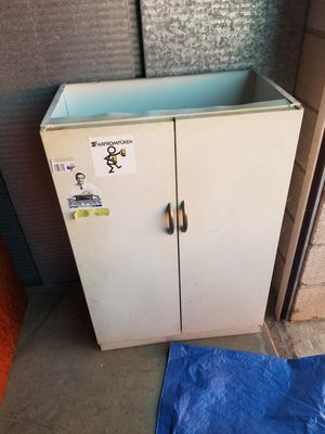 Metal cabinet for Sale in Corona, CA