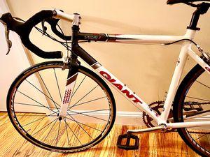 Giant TCR1 50cm premium road bike carbon fork award winning super light for Sale in San Francisco, CA
