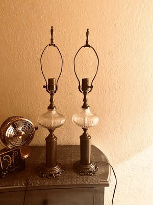 Antique Lamps for Sale in Fresno, CA
